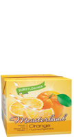Meisterland Durstlöscher Orange, Tetra Pak